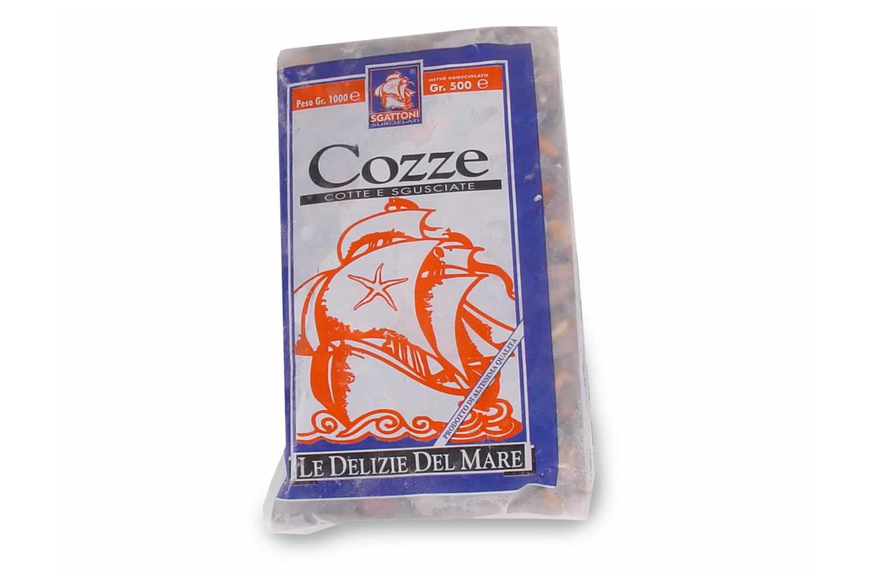 COZZE CONG. 1/2 GUSCIO
